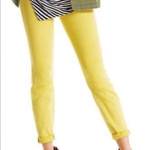 CAbi Citron skinny curvy jeans